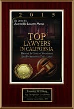 Top Lawyers in California 2015